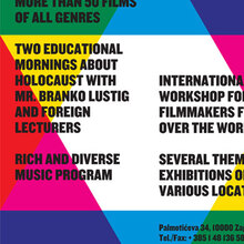 7th Zagreb Jewish Film Festival