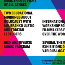7th Zagreb Jewish Film Festival