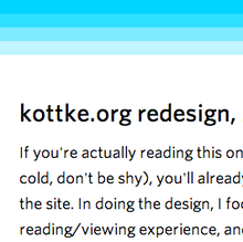 Kottke.org