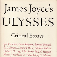 <cite>James Joyce's Ulysses: Critical Essays</cite>