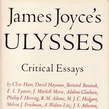 <cite>James Joyce's Ulysses: Critical Essays</cite>
