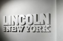 <cite>Lincoln and New York</cite> exhibition