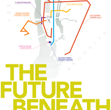 <cite>The Future Beneath Us</cite> exhibition and print materials