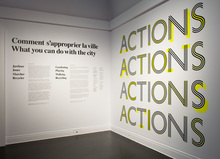 <cite>Actions</cite> Exhibition