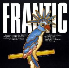 <cite>Frantic</cite> Movie Poster