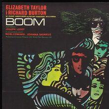 <cite>Boom</cite> Polish Movie Poster