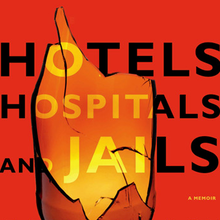 <cite>Hotels Hospitals and Jails</cite> by Anthony Swofford