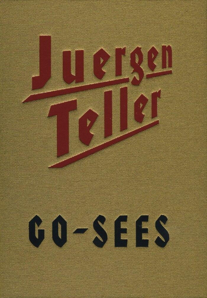 Juergen Teller_Go Sees_1_www.lylybye.blogspot