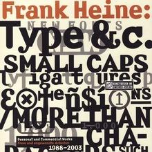 <cite>Frank Heine: Type &c.</cite>