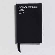 Disappointments Diary 2012
