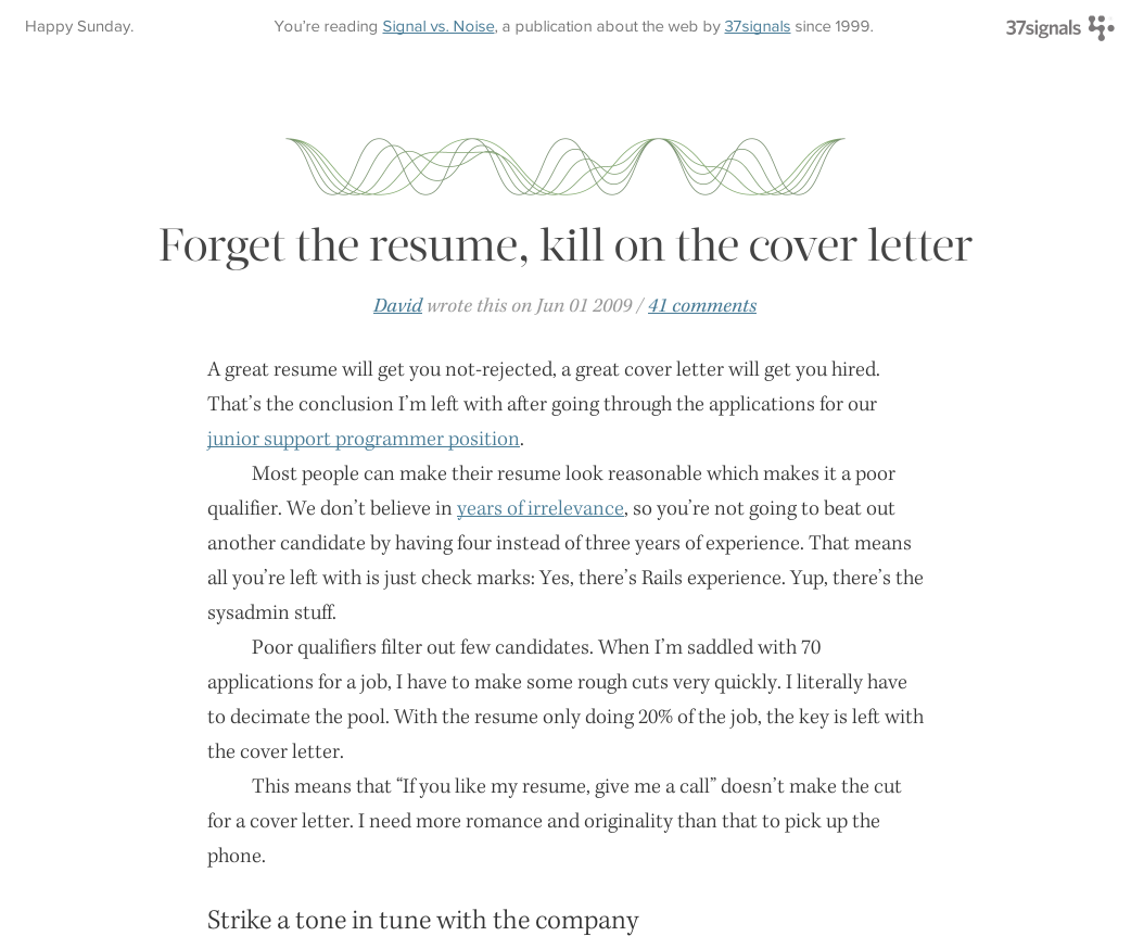 Fashion Cover Letter | Resume CV Cover Letter