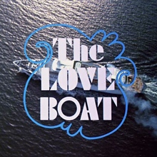 <cite>The Love Boat</cite> logo and title sequence
