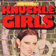 <cite>Knuckle Girls</cite> and <cite>Punk Rock</cite> by Richard Allen