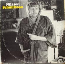 <cite>Schmilsson</cite> – Harry Nilsson