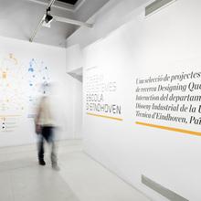<cite>Diseños de sistemas. Escuela de Eindhoven</cite> at Disseny Hub Barcelona (DHUB)