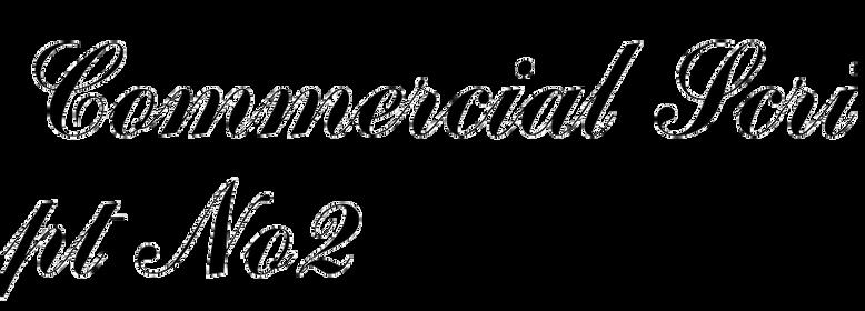 Commercial Script No2