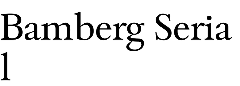 Bamberg Serial