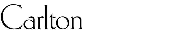 Carlton (Letraset)