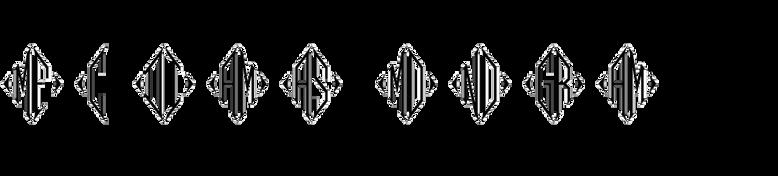 MFC Diamas Monogram