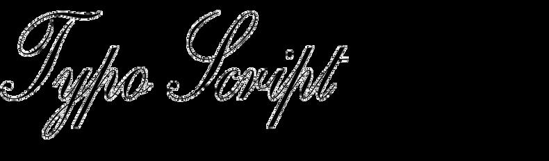 Typo Script