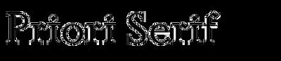 Priori Serif