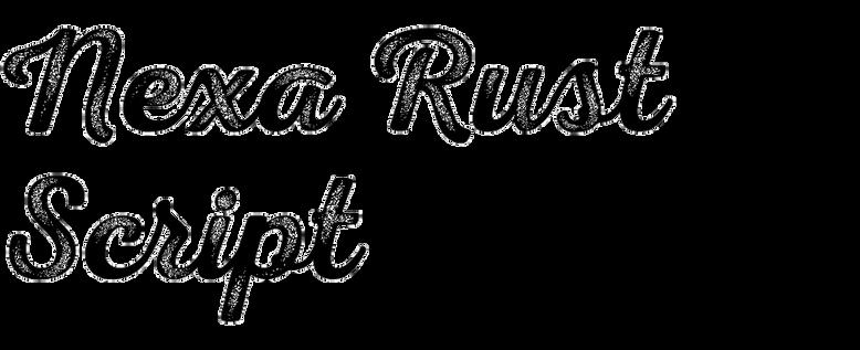 Nexa Rust Script