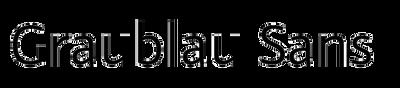 Graublau Sans
