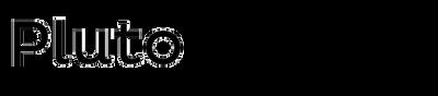 Pluto (HvD Fonts)