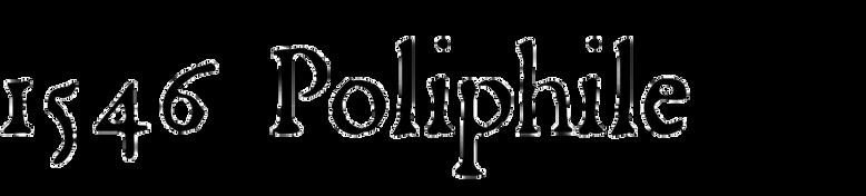 1546 Poliphile