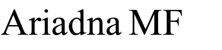 Ariadna MF