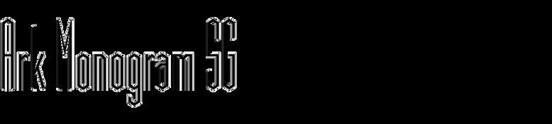 Ark Monogram SG