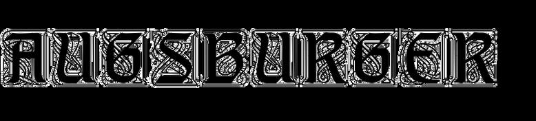 Augsburger Initialen