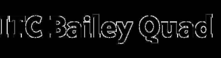 ITC Bailey Quad