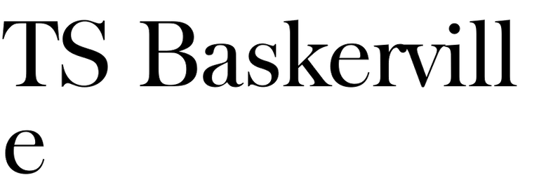 TS Baskerville