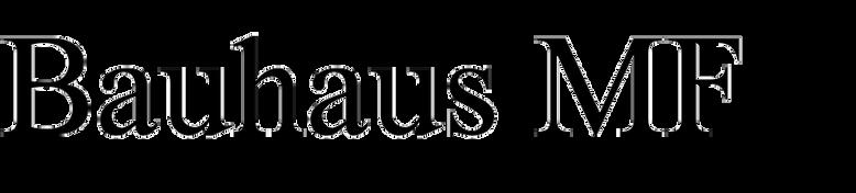 Bauhaus MF