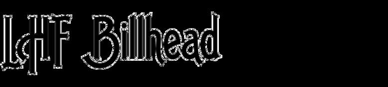 LHF Billhead