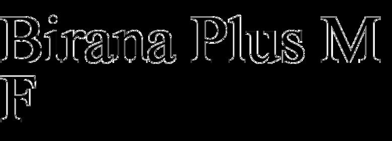 Birana Plus MF