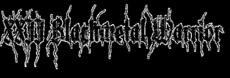 XXII Blackmetal Warrior