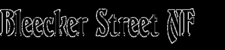 Bleecker Street NF
