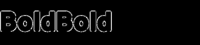 BoldBold