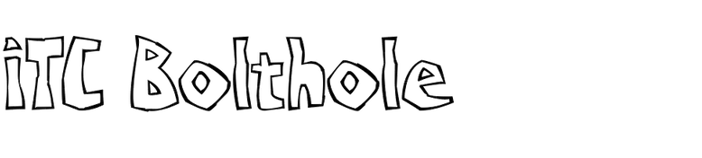 ITC Bolthole