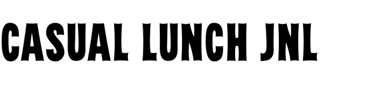 Casual Lunch JNL