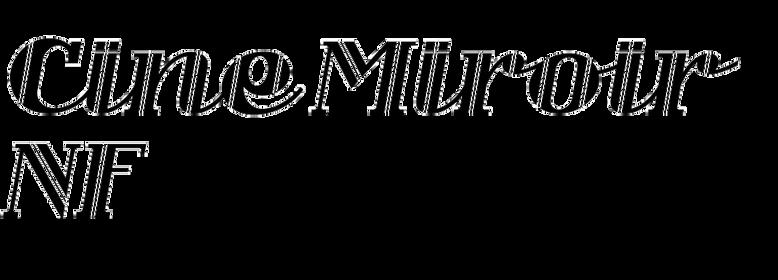 Cine Miroir NF