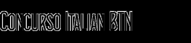 Concurso Italian BTN