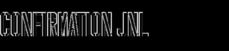 Confirmation JNL