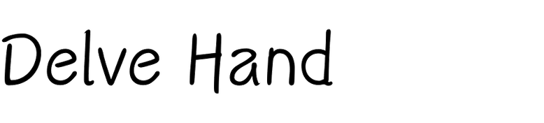 Delve Hand