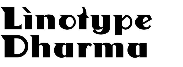 Linotype Dharma