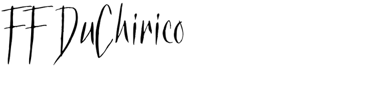 FF DuChirico