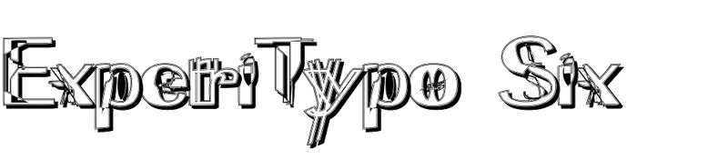 ExperiTypo Six