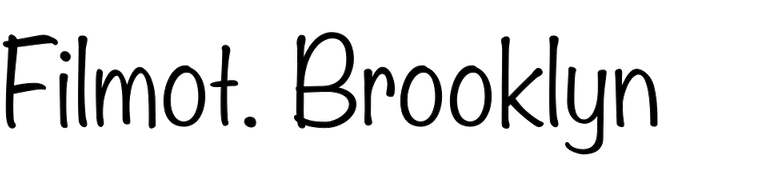 Filmotype Brooklyn Font Free Download - magicdoops's diary